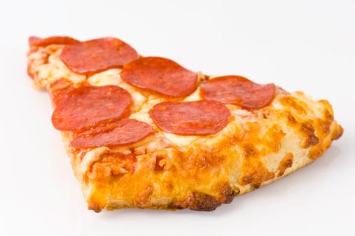 Crunchy「Fresh Pizza Slice」:スマホ壁紙(6)