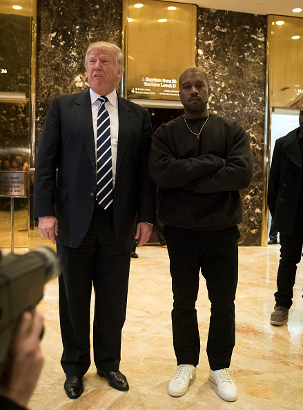 全身「President-Elect Donald Trump Holds Meetings At Trump Tower」:写真・画像(13)[壁紙.com]