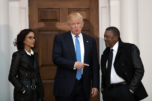 Black Entertainment Television「Donald Trump Holds Weekend Meetings In Bedminster, NJ」:写真・画像(0)[壁紙.com]