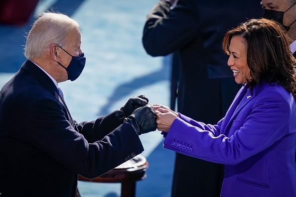 Presidential Inauguration「Joe Biden Sworn In As 46th President Of The United States At U.S. Capitol Inauguration Ceremony」:写真・画像(8)[壁紙.com]
