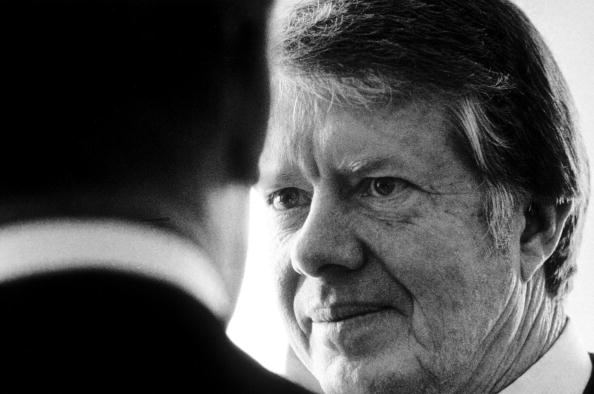 Gerald Ford「Jimmy Carter Meets With Ford In White House」:写真・画像(10)[壁紙.com]