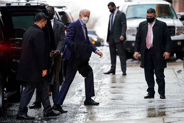 Joshua Roberts「President-Elect Biden Makes Virtual Appearance On Late Show With Stephen Colbert」:写真・画像(3)[壁紙.com]