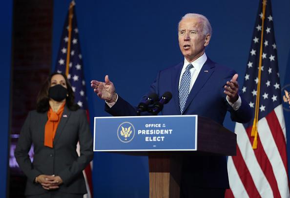 Meeting「President-Elect Joe Biden Delivers Remarks On Coronavirus And US Economy」:写真・画像(14)[壁紙.com]