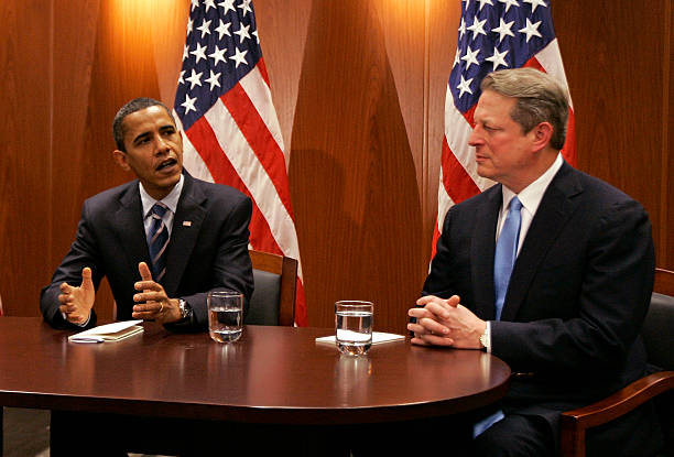 Obama Meets With Al Gore On Energy And Climate Issues:ニュース(壁紙.com)