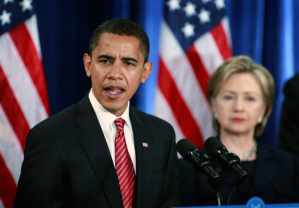 Secretary Of State「Obama Announces Appointments Of Clinton, Gates, Nat'l Security Team」:写真・画像(18)[壁紙.com]