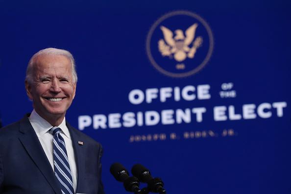 Speech「President-Elect Biden Remarks On ACA As Supreme Court Takes On Case」:写真・画像(0)[壁紙.com]