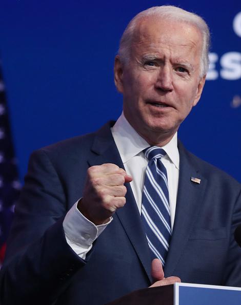 Speech「President-Elect Biden Remarks On ACA As Supreme Court Takes On Case」:写真・画像(4)[壁紙.com]