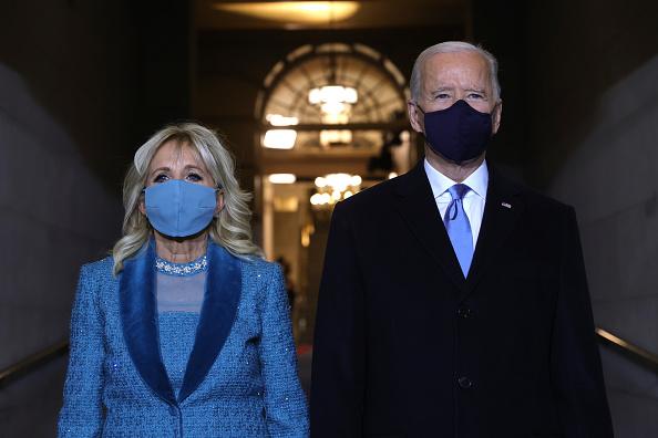 Presidential Inauguration「Joe Biden Sworn In As 46th President Of The United States At U.S. Capitol Inauguration Ceremony」:写真・画像(7)[壁紙.com]