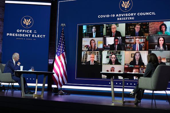 Change「President-Elect Biden Receives Briefing From New COVID-19 Advisory Board」:写真・画像(12)[壁紙.com]