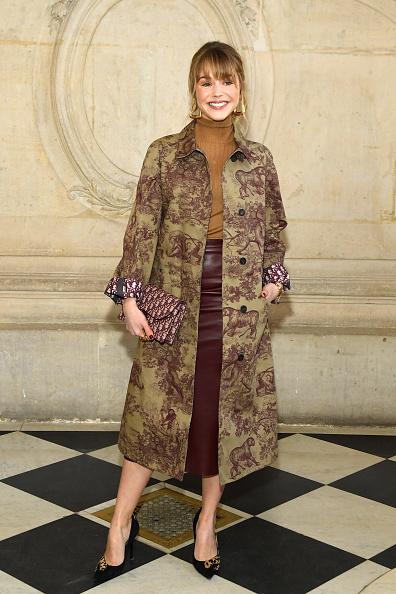 Multi Colored Purse「Christian Dior : Photocall - Paris Fashion Week - Haute Couture Spring Summer 2019」:写真・画像(13)[壁紙.com]
