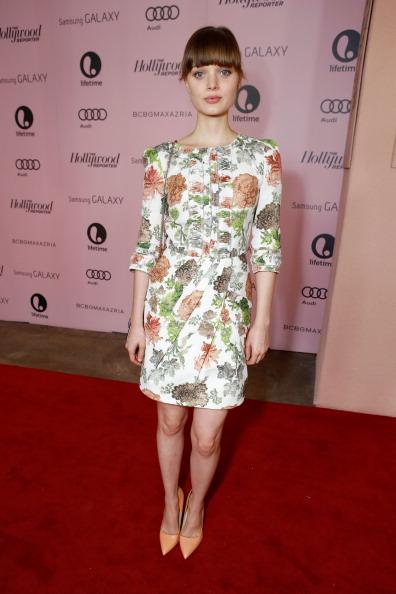 "Orange Shoe「The Hollywood Reporter's ""Power 100: Women In Entertainment"" Breakfast - Red Carpet」:写真・画像(5)[壁紙.com]"