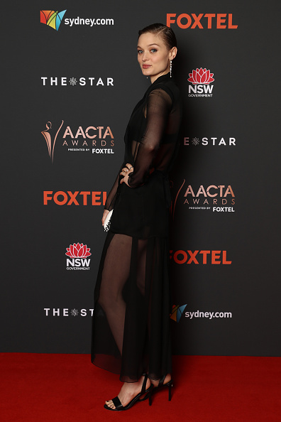 Sheer Fabric「2020 AACTA Awards Presented by Foxtel   Film Ceremony - Arrivals」:写真・画像(13)[壁紙.com]