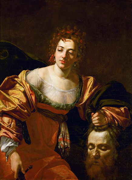Salome - Daughter of Herodias「Judith With The Head Of Holofernes」:写真・画像(10)[壁紙.com]