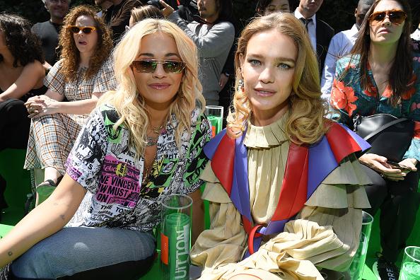 Menswear「Louis Vuitton: Front Row - Paris Fashion Week - Menswear Spring/Summer 2019」:写真・画像(11)[壁紙.com]