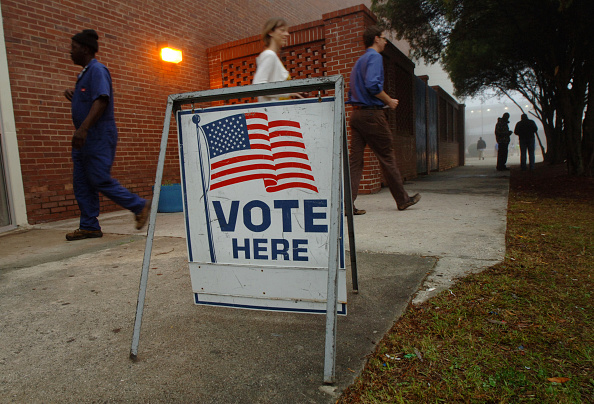 Voting「Voters Participate In Georgia's Super Tuesday Primary」:写真・画像(16)[壁紙.com]
