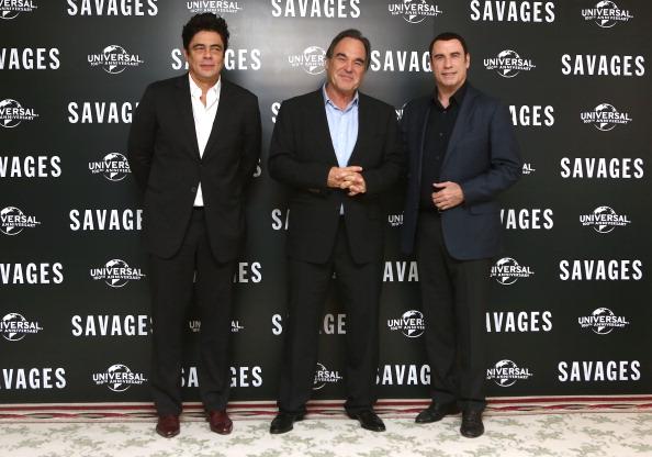 Savages - Film Title「Savages - Photocall」:写真・画像(4)[壁紙.com]