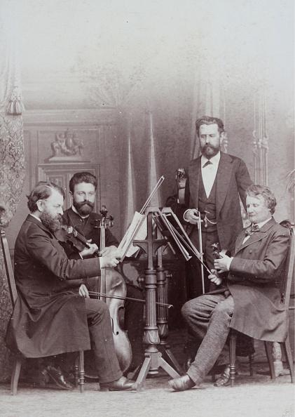 Violin「The Joachim Quartet」:写真・画像(5)[壁紙.com]
