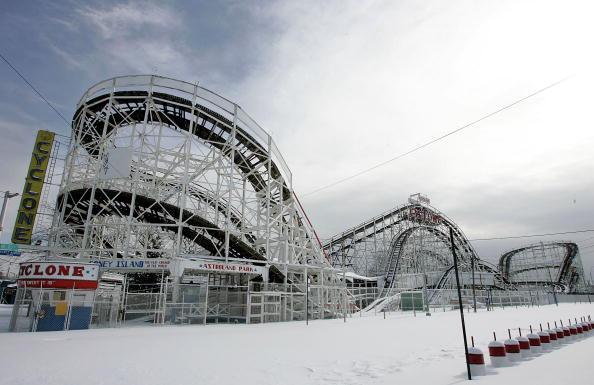 Rollercoaster「Snow Storm Hits East Coast」:写真・画像(19)[壁紙.com]