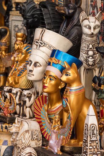 Market Stall「Egyptian souvenirs」:スマホ壁紙(12)