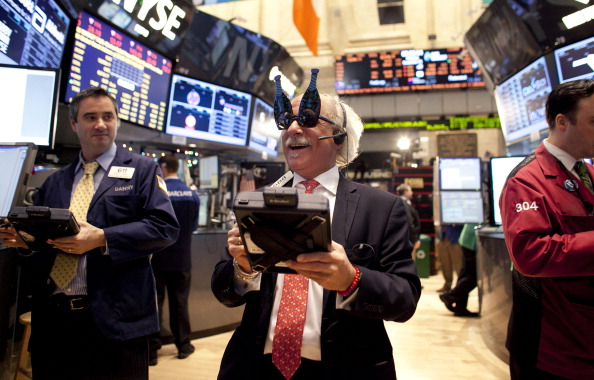 New Year「Stock Markets End Trading Year On The Edge Of The Fiscal Cliff」:写真・画像(13)[壁紙.com]