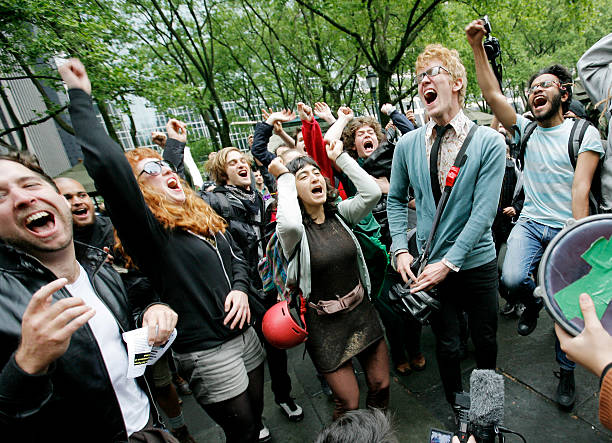 Occupy Wall Street Movement Joins With Activists Group For May Day Demonstrations:ニュース(壁紙.com)