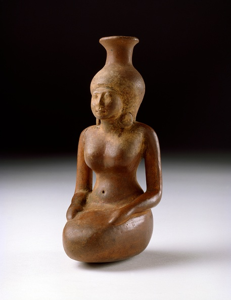Patience「Pottery Vase In The Shape Of A Woman」:写真・画像(0)[壁紙.com]