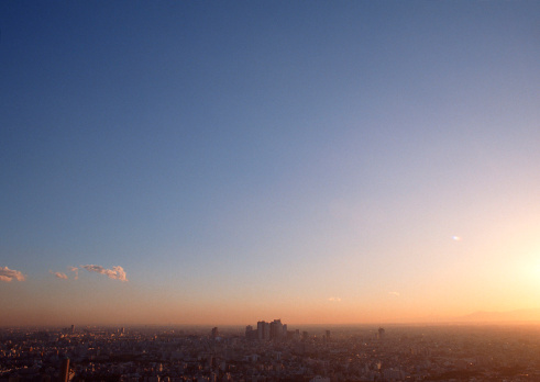 Japan「Cityscape」:スマホ壁紙(13)