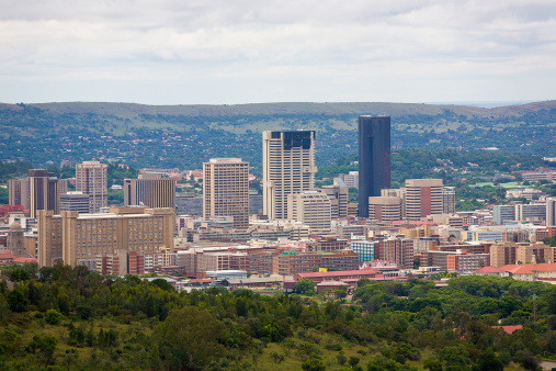 Pretoria「Cityscape, Pretoria, Gauteng, South Africa」:スマホ壁紙(17)