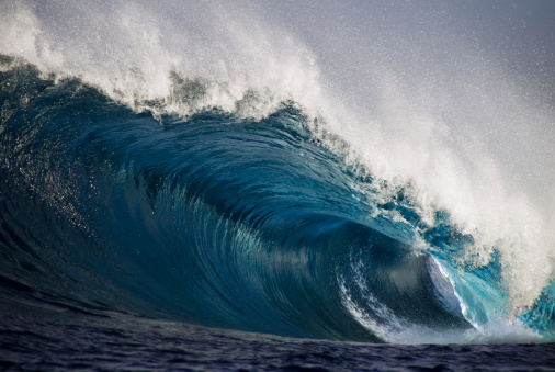 Tsunami「Ocean Power」:スマホ壁紙(19)