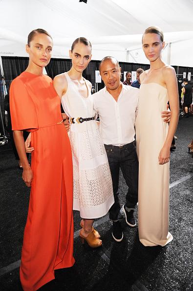 Spring Collection「Derek Lam - Backstage - Spring 2012 Mercedes-Benz Fashion Week」:写真・画像(15)[壁紙.com]