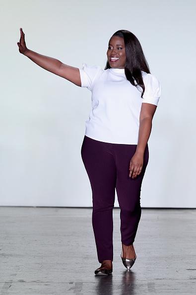 Purple Pants「Ennyluap - Runway - February 2018 - New York Fashion Week Presented By First Stage」:写真・画像(3)[壁紙.com]