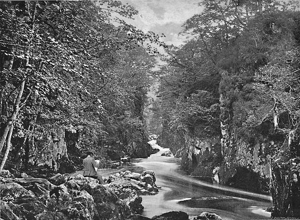 Welsh Culture「The Fairy Glen」:写真・画像(7)[壁紙.com]