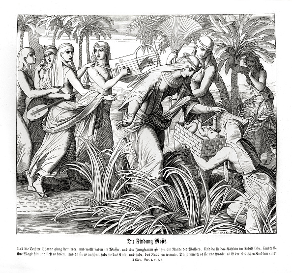 Israelite「Moses is discovered in the reeds」:写真・画像(15)[壁紙.com]