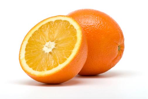 Orange Color「Juicy Orange Refreshment」:スマホ壁紙(5)