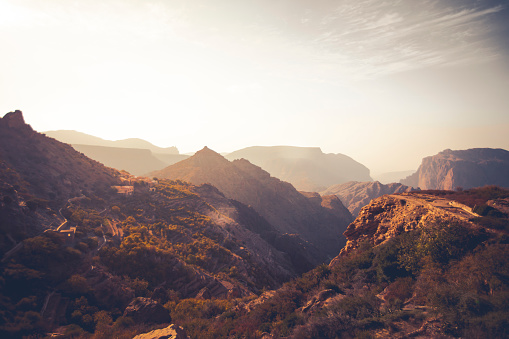 Mountain Range「jabal akhdar mountain range, oman」:スマホ壁紙(4)