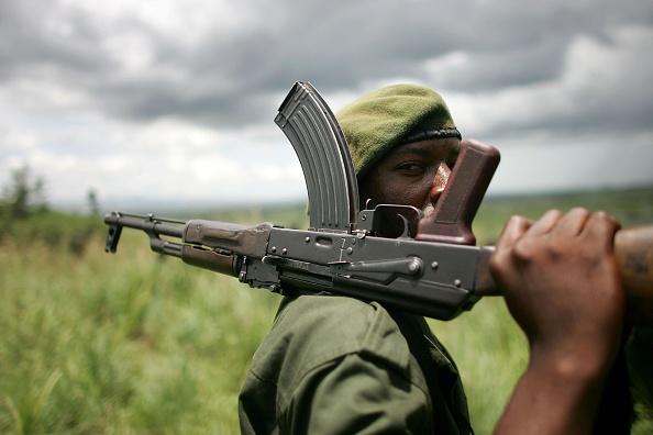 コンゴ民主共和国「FARDC Soldiers Train With UN Before Election」:写真・画像(14)[壁紙.com]