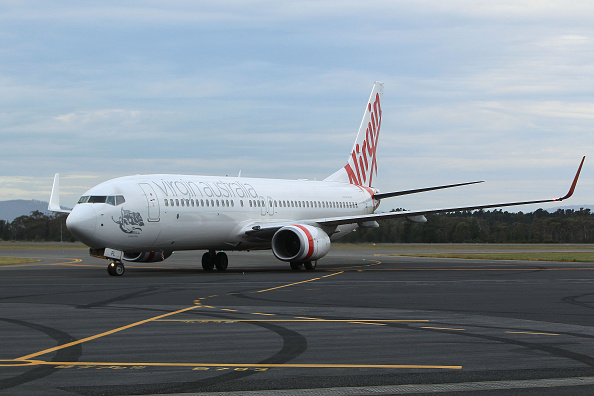 オーストラリア「Virgin Australia Charter Flight Arrives In Hobart Ahead Of Tourism Australia's 'Invite The World To Dinner' Event」:写真・画像(6)[壁紙.com]