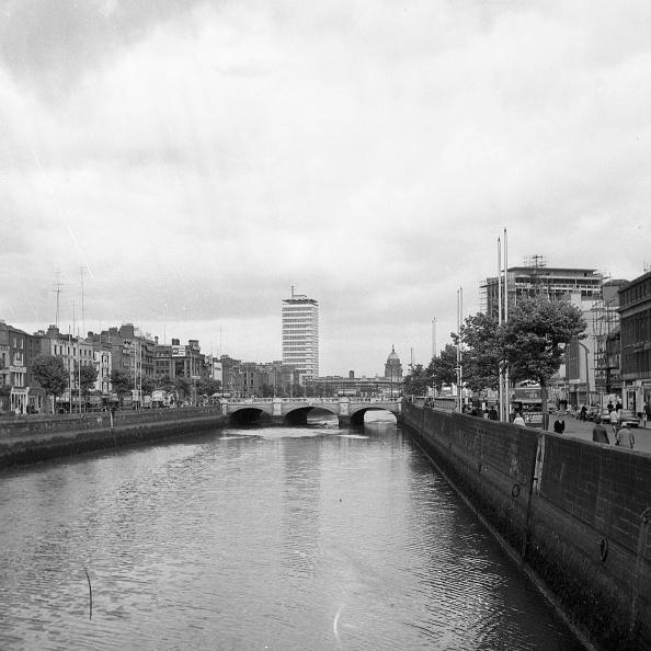 アイルランド リフィー川「Dublin in the 1960s」:写真・画像(15)[壁紙.com]