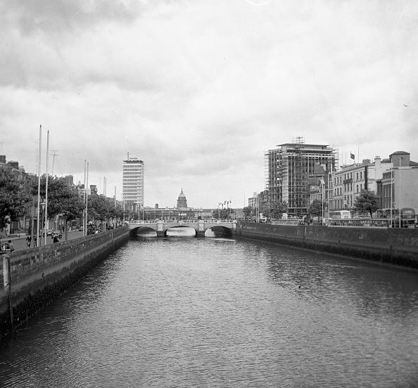 アイルランド リフィー川「Dublin in the 1960s」:写真・画像(16)[壁紙.com]