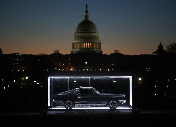 """Bestpix「Famous """"Bullitt"""" Mustang On Display On National Mall In D.C.」:写真・画像(0)[壁紙.com]"""