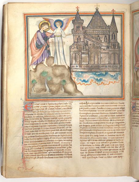 Circa 14th Century「The Cloisters Apocalypse」:写真・画像(8)[壁紙.com]
