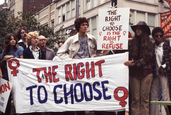 1970-1979「Protest For The Right To Choose」:写真・画像(18)[壁紙.com]