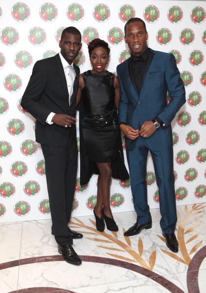 Wretch 32「Didier Drogba Foundation Charity Ball」:写真・画像(0)[壁紙.com]