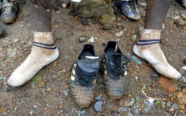 Sock「Life Goes On In Liberia Despite War And Poverty」:写真・画像(4)[壁紙.com]