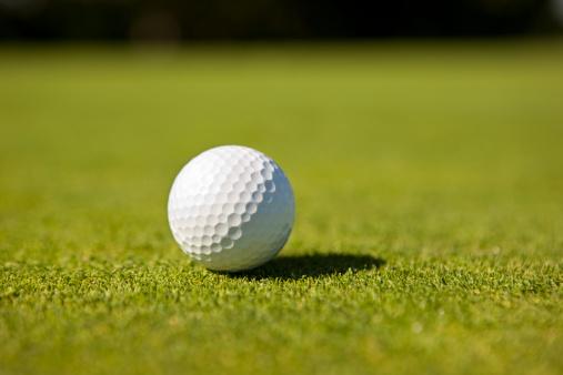 Putting - Golf「Golf ball on the green」:スマホ壁紙(14)