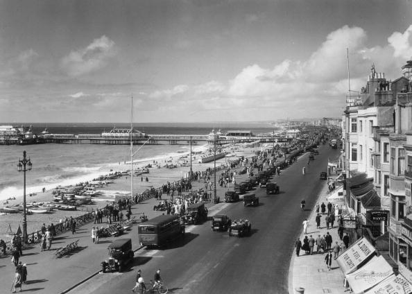 Coastline「Brighton Beach」:写真・画像(12)[壁紙.com]