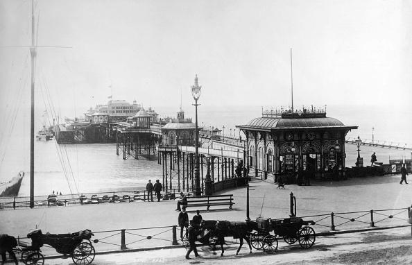 Brighton - England「Brighton West Pier」:写真・画像(16)[壁紙.com]