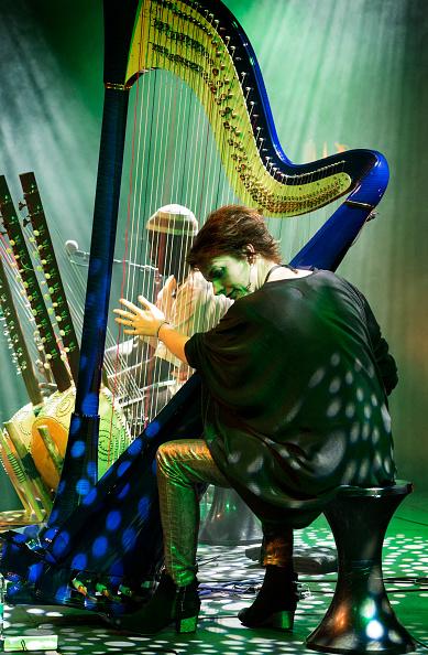楽器「Catrin Finch And Seckou Keita」:写真・画像(9)[壁紙.com]