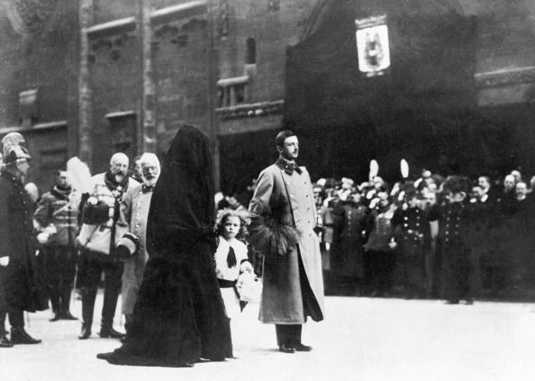 Vienna - Austria「Karl I at Emperor Franz Joseph?s funeral」:写真・画像(9)[壁紙.com]