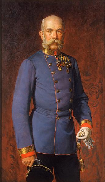 皇帝「Portrait Of Emperor Franz Joseph I.」:写真・画像(2)[壁紙.com]